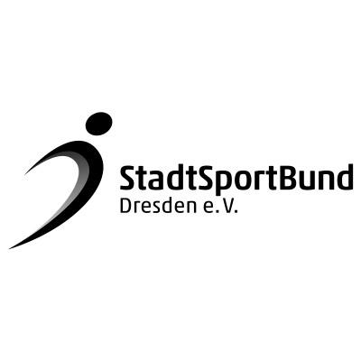 Logo StadtSportBund Dresden e. V.
